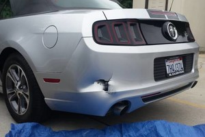 Photo #4: DENT Monkeys Mobile Auto Body repair