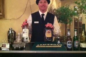 Photo #16: PROFESSIONAL MOBILE BARTENDER W/ PORTABLE BAR AND SAFE SERVE CERTS