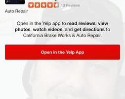 Photo #2: MOBILE MECHANIC! FREE ESTIMATE! Need brakes? Tune up? Belts?