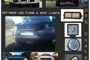 Photo #3: HID HEADLIGHT/FOG LIGHT KITS & FULL SELECTION OF LED BULBS!