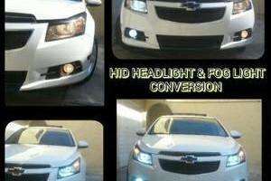 Photo #2: HID HEADLIGHT/FOG LIGHT KITS & FULL SELECTION OF LED BULBS!