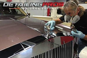 Photo #1: HB Detailing Pros: A new standard of service and quality.