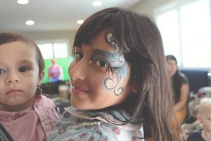 Photo #8: Amy Party Popper's. Extreme face painting & balloon twisting parties