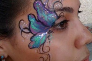 Photo #5: Amy Party Popper's. Extreme face painting & balloon twisting parties