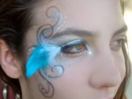 Photo #3: Amy Party Popper's. Extreme face painting & balloon twisting parties