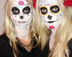 Photo #1: Amy Party Popper's. Extreme face painting & balloon twisting parties