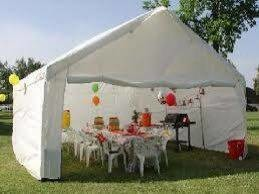 Photo #1: Party rentals (1  jumper/4 tables/40 chairs $80)