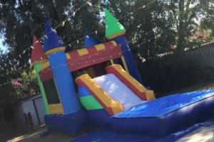 Photo #2: Party rentals (1  jumper/4 tables/40 chairs $80)