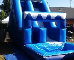 Photo #4: Party rentals (1  jumper/4 tables/40 chairs $80)