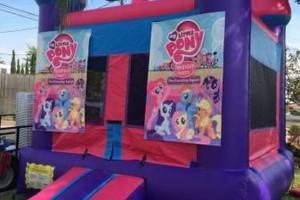 Photo #5: Party rentals (1  jumper/4 tables/40 chairs $80)