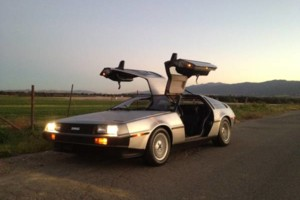 Photo #2: DELOREAN FOR RENT