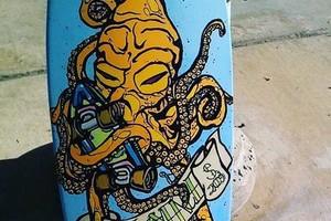 Photo #5: Custom Skateboard Artist RH!!!