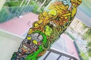 Photo #4: Custom Skateboard Artist RH!!!