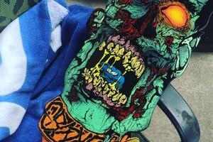 Photo #2: Custom Skateboard Artist RH!!!