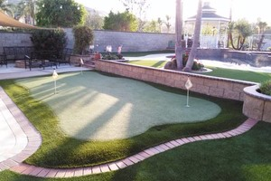 Photo #6: #1 Choice for SYNTHETIC TURF & PUTTING GREENS