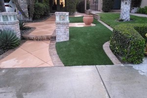 Photo #5: #1 Choice for SYNTHETIC TURF & PUTTING GREENS