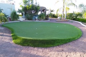 Photo #4: #1 Choice for SYNTHETIC TURF & PUTTING GREENS