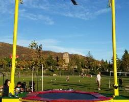 Photo #3: SPECIAL OFFER! BUNGEE TRAMPOLINE, TRACKLESS TRAIN, JUMPERS FOR RENT
