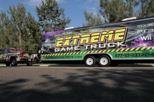 Photo #1: Best Birthday Party - Extreme Game Truck...