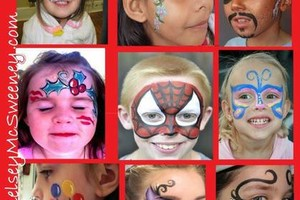 Photo #17: Caricature artist/ digital illustrator/ face painter!($30/hr) SPECIAL!
