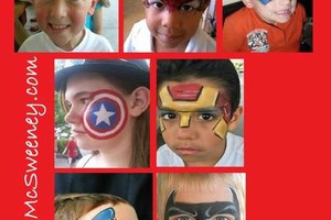 Photo #16: Caricature artist/ digital illustrator/ face painter!($30/hr) SPECIAL!