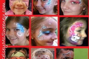 Photo #15: Caricature artist/ digital illustrator/ face painter!($30/hr) SPECIAL!