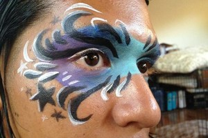 Photo #8: Caricature artist/ digital illustrator/ face painter!($30/hr) SPECIAL!