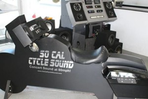 Photo #4: Quality Motorcylcle Sound Systems Installed