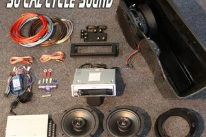 Photo #2: Quality Motorcylcle Sound Systems Installed