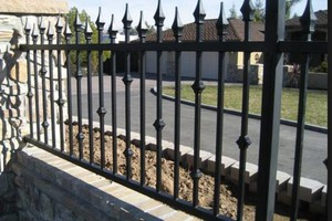 Photo #6: Steel Fence Restoration. Welding Services