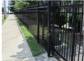 Photo #4: Steel Fence Restoration. Welding Services