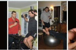 Photo #1: Specials! Personal trainer - training in my home gym or yours!