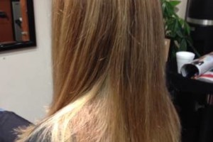 Photo #1: Back to school Haircut OR Color 10 $Off