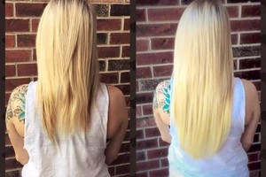 Photo #21: HAIR EXTENSIONS $450 TAPE-IN. CUSTOM HAIR STUDIO