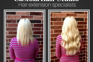 Photo #18: HAIR EXTENSIONS $450 TAPE-IN. CUSTOM HAIR STUDIO