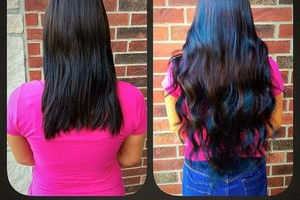 Photo #14: HAIR EXTENSIONS $450 TAPE-IN. CUSTOM HAIR STUDIO