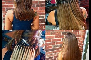 Photo #13: HAIR EXTENSIONS $450 TAPE-IN. CUSTOM HAIR STUDIO