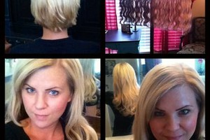 Photo #6: HAIR EXTENSIONS $450 TAPE-IN. CUSTOM HAIR STUDIO