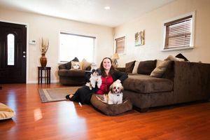 Photo #2: Loving, Responsible Dog Sitter