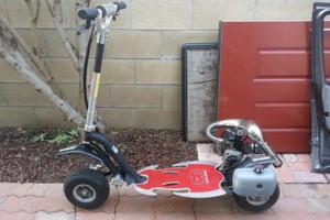 Photo #9: Moped Goped Scooter Performance and Repair