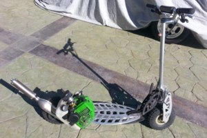 Photo #6: Moped Goped Scooter Performance and Repair