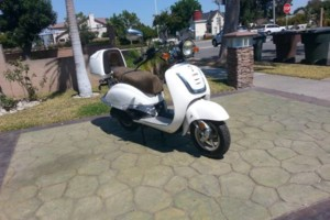 Photo #2: Moped Goped Scooter Performance and Repair