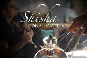 Photo #1: SHISHA HOOKAH EVENT CATERING!