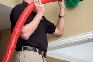 Photo #1: SierraVENTS. Air Duct Cleaning-Dryer Vent cleaning-Chimney sweep Special!