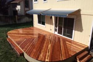 Photo #24: Custom Decks, Wood Fences, Skilled Carpenters! Gabil Construction