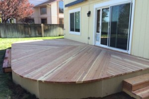 Photo #23: Custom Decks, Wood Fences, Skilled Carpenters! Gabil Construction