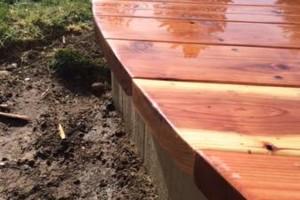 Photo #22: Custom Decks, Wood Fences, Skilled Carpenters! Gabil Construction