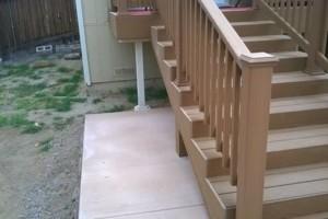 Photo #18: Custom Decks, Wood Fences, Skilled Carpenters! Gabil Construction