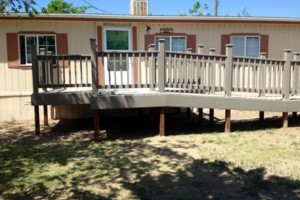 Photo #17: Custom Decks, Wood Fences, Skilled Carpenters! Gabil Construction