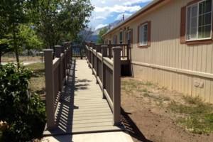 Photo #16: Custom Decks, Wood Fences, Skilled Carpenters! Gabil Construction